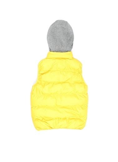 Limon Company Yelek Sarı